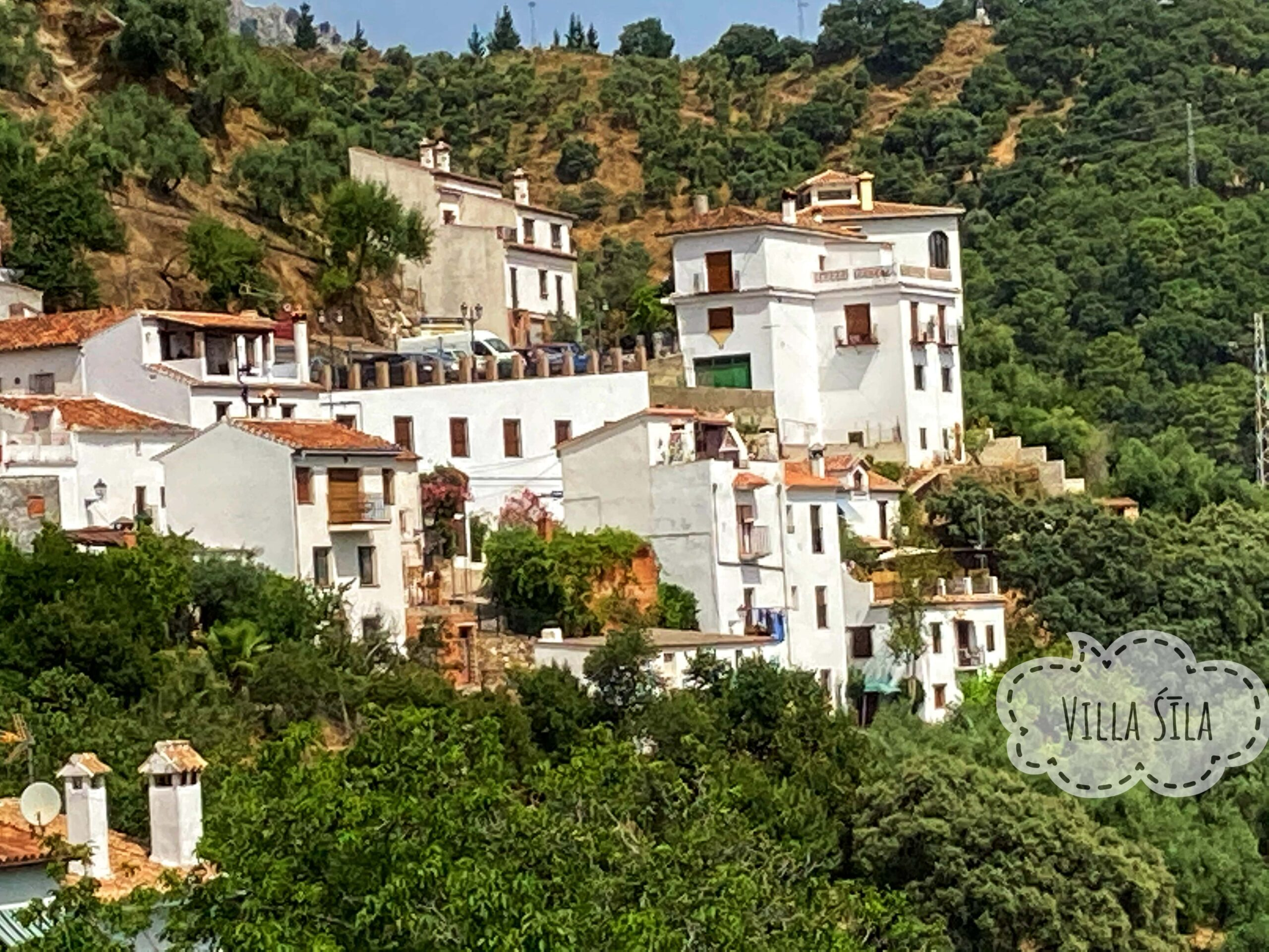 Benalauría Villa Sila